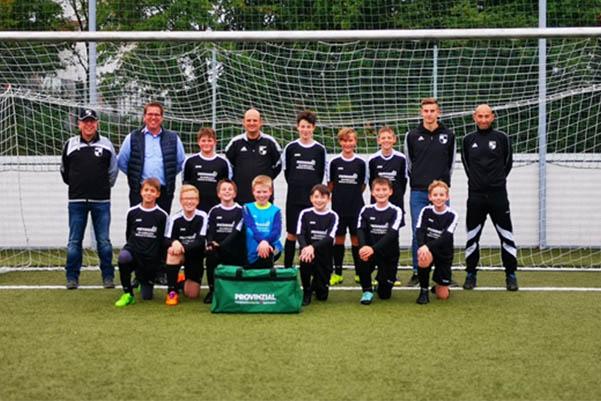 D-Jugend SV Windhagen startet toll in die Saison