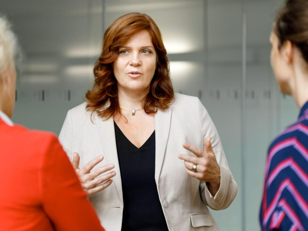 Bundestagskandidaten-Steckbrief: Dafür steht Sandra Weeser (FDP)