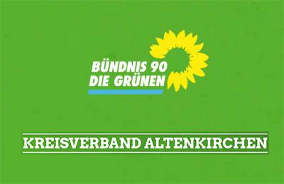 Wahlnachlese der Grünen im Kreis Altenkirchen