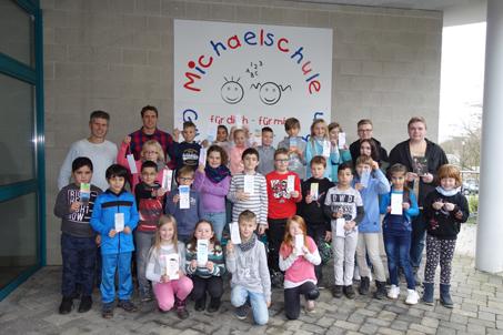 Vorleser der BBS Betzdorf-Kirchen begeistern
