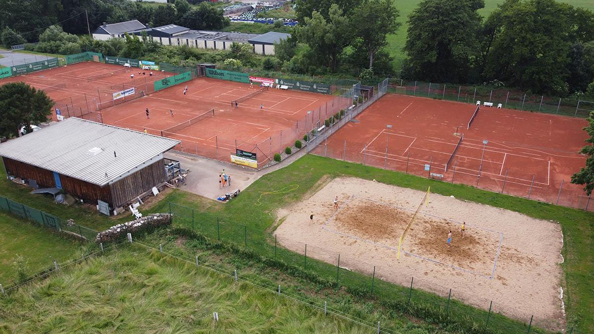 Anlage Tennisclub Dierdorf erstrahlt in neuem Glanz