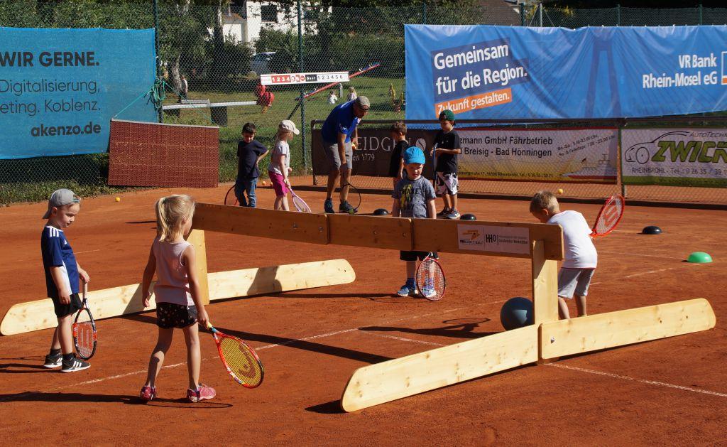 Kinder- und Jugendtag des TC Rheinbrohl war voller Erfolg