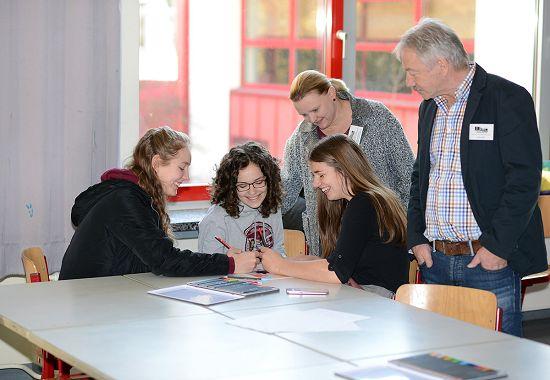 Tag der offenen Tür beim Freiherr-vom-Stein-Gymnasium Betzdorf-Kirchen