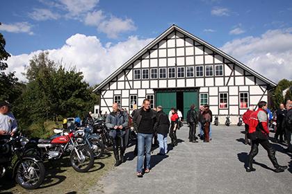Der Sommer im Technikmuseum Freudenberg