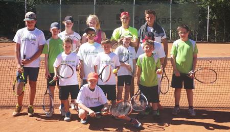 Start in die Saison des Tennisclubs Horhausen