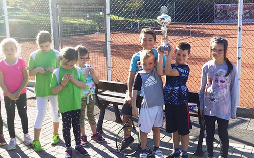 Saisonabschluss 2017 des Tennisclub Horhausen