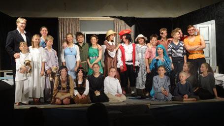 Theaterverein Thalia Buchholz spielt im Kaplan-Dasbach-Haus Horhausen
