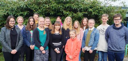 Tierschutz macht Schule an der IGS Hamm