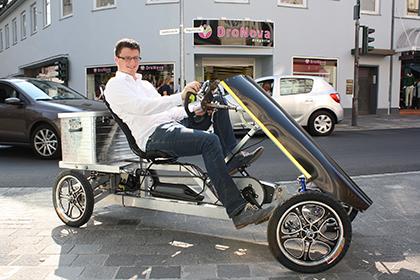 Institut TIME ist Entwicklungspate für Elektromobilität