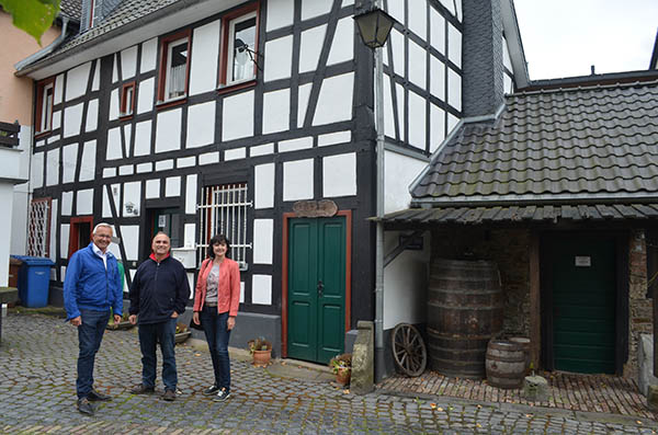 Heimatverein will Fachwerk-Fassade freilegen