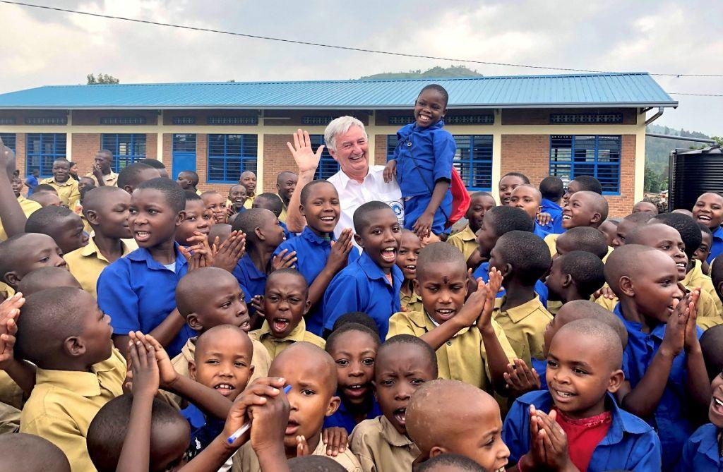 500. FLY & HELP-Schule ist im Bau