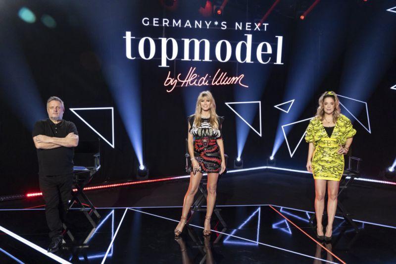"""Linda weiterhin bei """"Germany's Next Topmodel"""""""