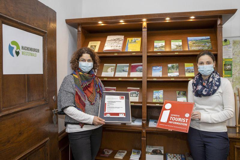 Tourist-Information Hachenburger Westerwald meistert Qualitätscheck