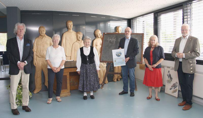 Kulturpreis Westerwald für Christine Klein und Museumsverein Westerburg