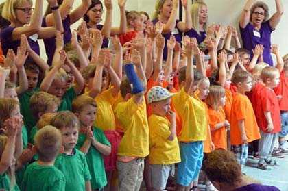 Kita Traumland in Honneroth feiert 25-jähriges Jubiläum