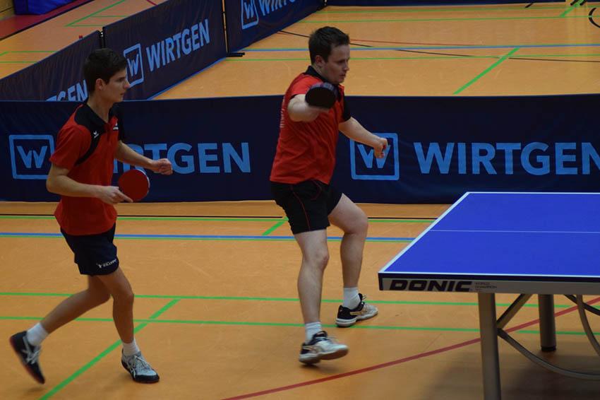 SV Windhagen unterliegt im Tischtennis-Intercup