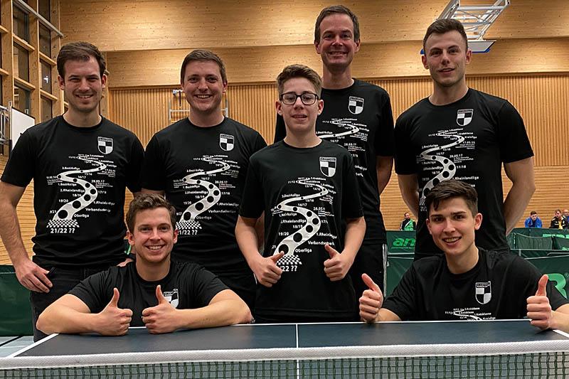 Punkt, Satz, Sieg – Meisterschaft für den SV Windhagen