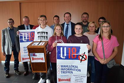 U18-Bundestagswahl am 15. September in Kirchen/Sieg