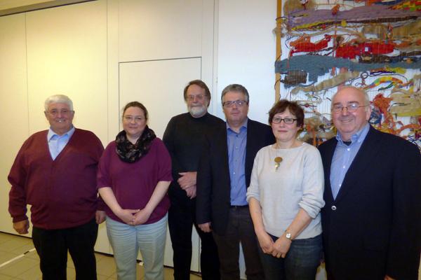 Mitgliederversammlung des Kirchenbauvereins Oberbieber
