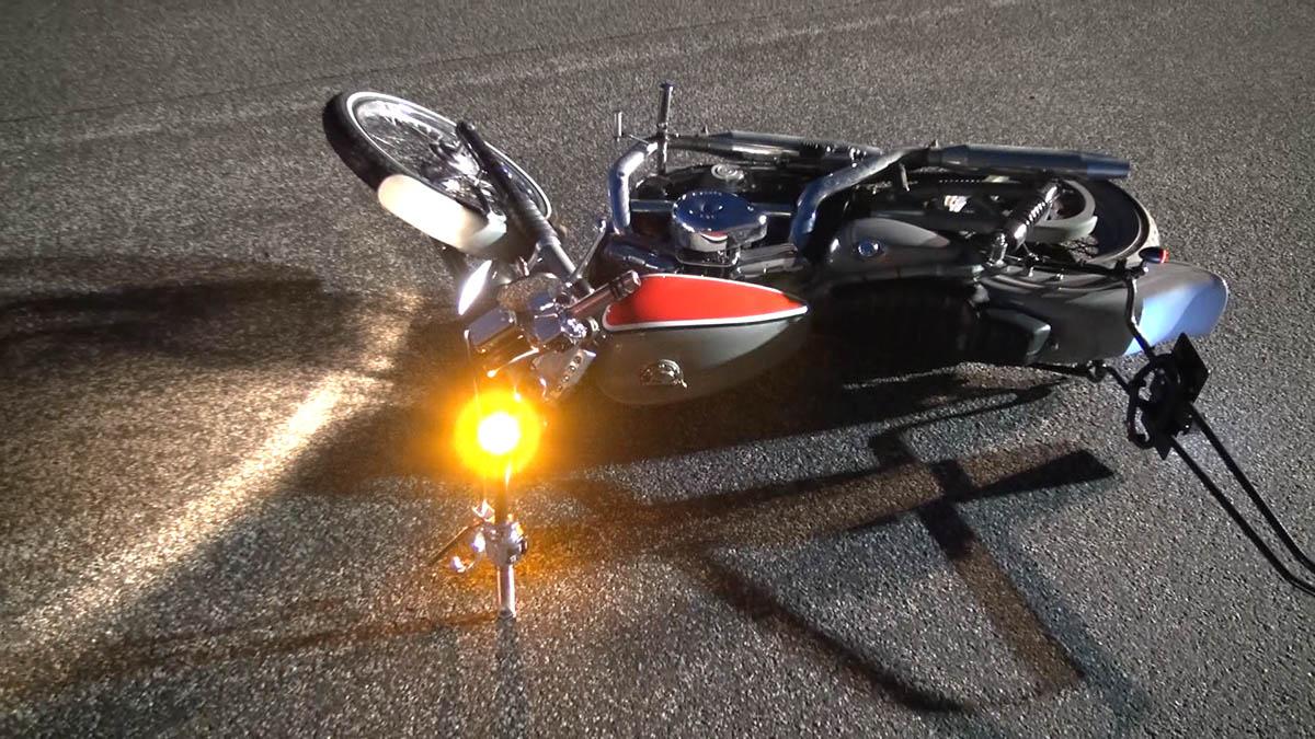 Motorradfahrer wird bei Unfall auf A 3 schwer verletzt