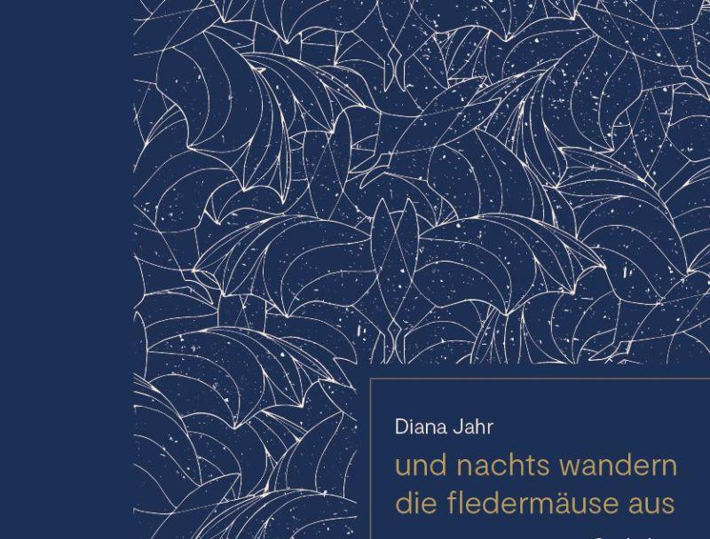 """Buchtipp: """"Und nachts wandern die Fledermäuse aus"""" von Diana Jahr"""