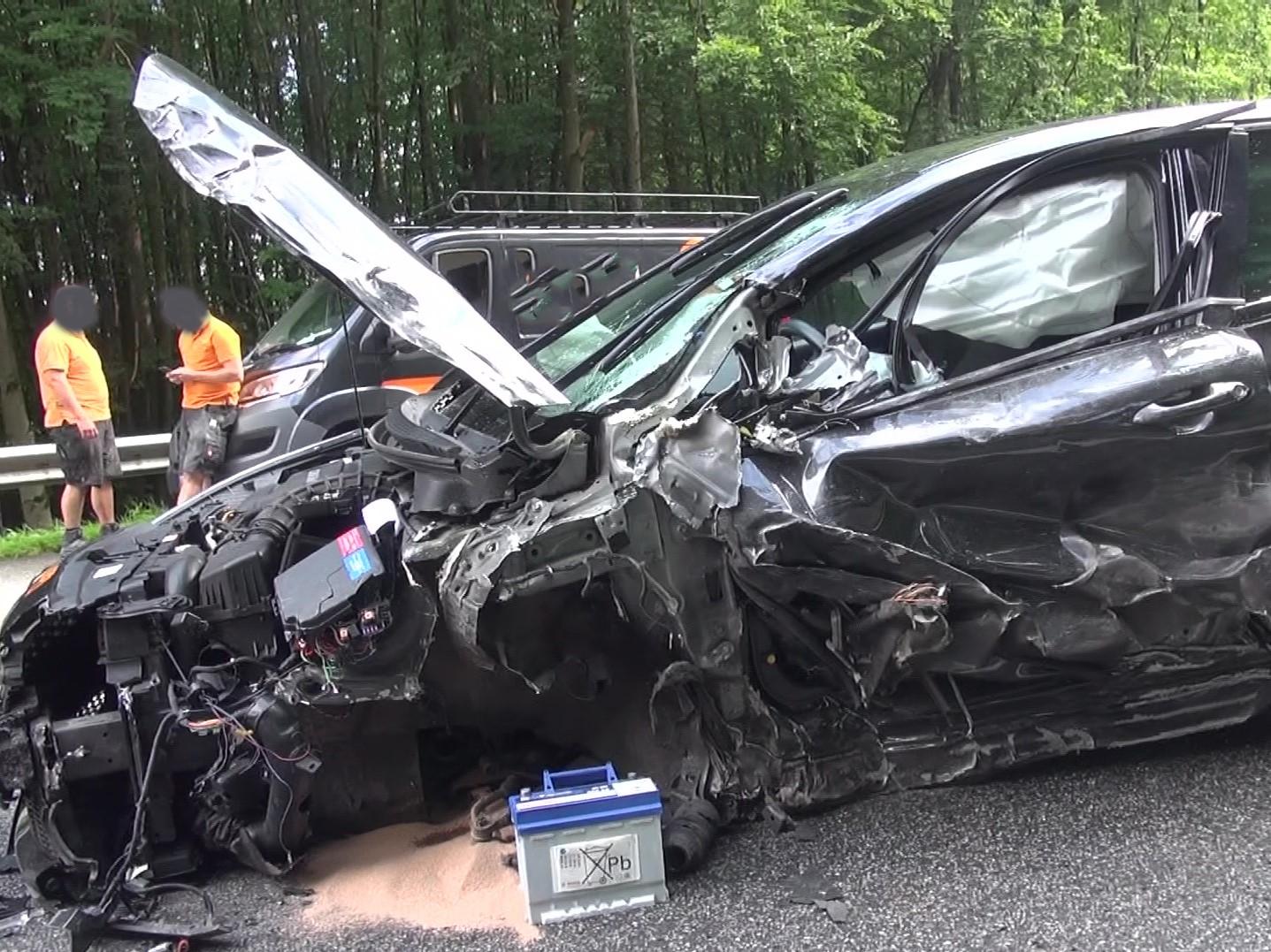 Aktualisiert: Schwerer Verkehrsunfall zwischen Montabaur und Niederelbert