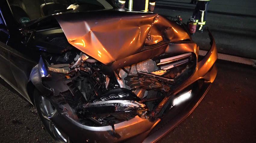 Autobahnpolizei meldet Unfälle, Ordnungswidrigkeiten und Drogen