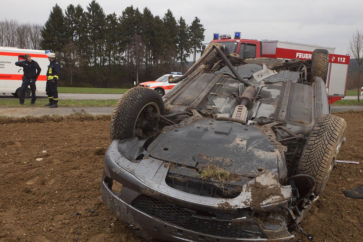 Polizeidirektion Neuwied legt Unfallstatistik vor