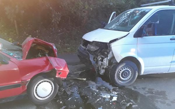 Drei Schwerverletzte bei Unfall in Alsdorf