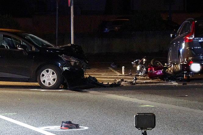 Motorradfahrer stirbt bei Verkehrsunfall in Linz | NR-Kurier.de