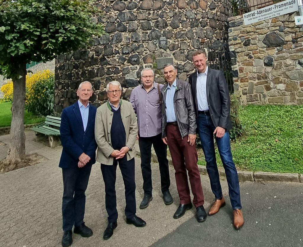 LEADER Projekt Digitale Stadtführungen Unkel