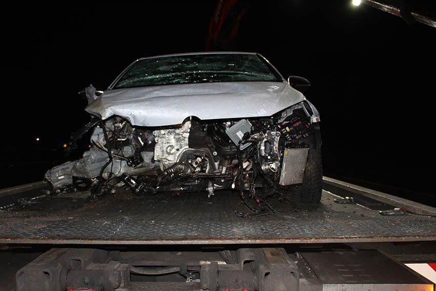 Junger Fahrer verursacht Vollsperrung der A 3 bei Urbach