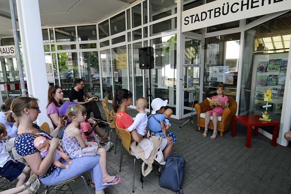 Bad Honnefer Stadtbücherei feierte Jubiläum