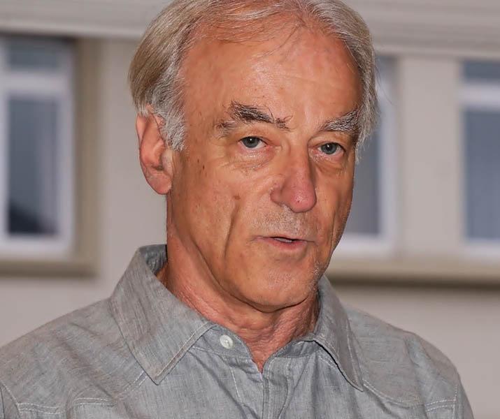 Ungewiss (kein leichter Weg): VCN-Vorsitzender Raimund Lepki wusste im Vorfeld, dass die jüngste Mitgliederversammlung mit vielen Rückfragen bestückt sein wird. Fotos: Josef Dehenn