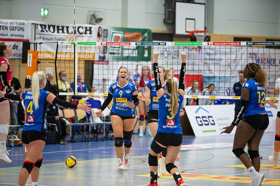 Corona in 2. Volleyball Bundesliga - Gegner des VC Neuwied betroffen