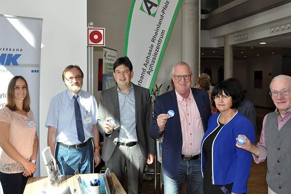 VdK beim 22. Selbsthilfegruppentag in Neuwied dabei