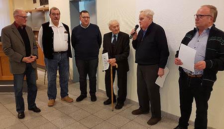 VdK Ortsverband Horhausen-Oberlahr begrüßte das neue Jahr