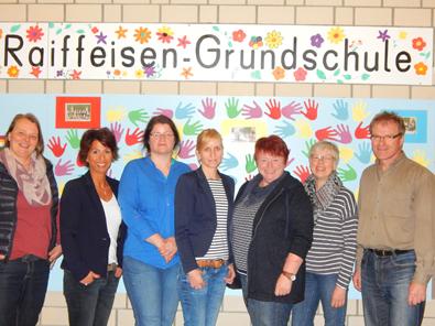 F�rderverein der Grundschule Hamm w�hlte neue Vorstand