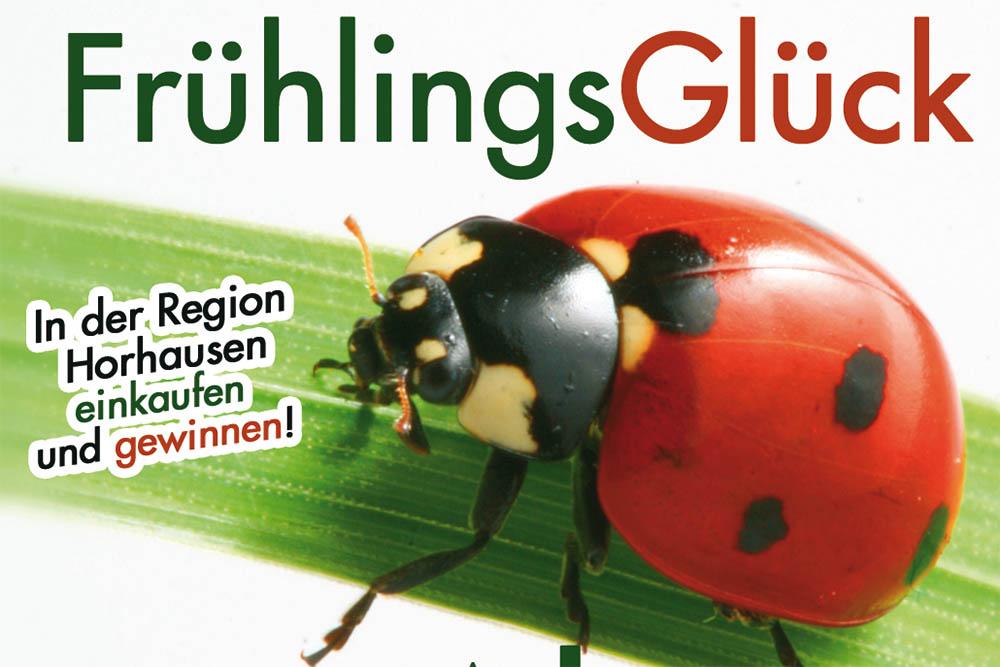 Losaktion Marktplatz Region Horhausen startet