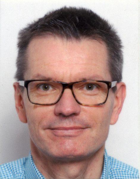 Der vermisste Wolfgang Jünger. Foto: Polizei