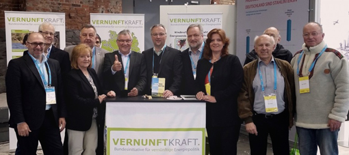 B�rgerinitiativen der Region in Berlin dabei