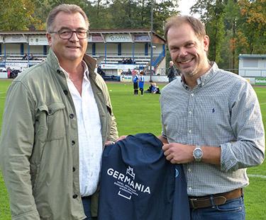 VfB Wissen setzt Tradition mit Germania fort