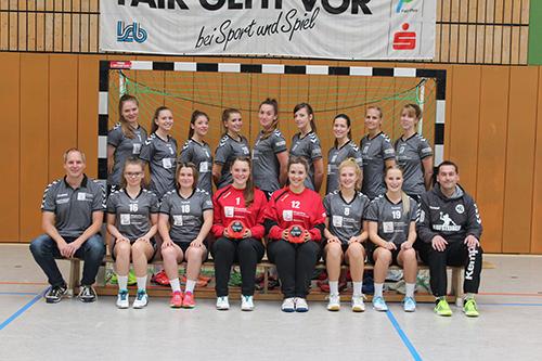 Handballerinnen des VfL Hamm verpassten knapp den Sieg