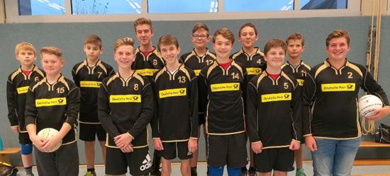 Faustball-Jugend: VfL Kirchen richtet Regionalmeisterschaft aus