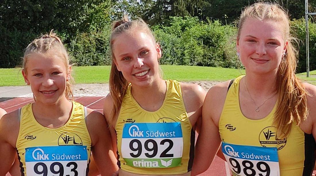 Waldbreitbach: Acht Medaillen für VfL Athleten bei Landesmeisterschaften