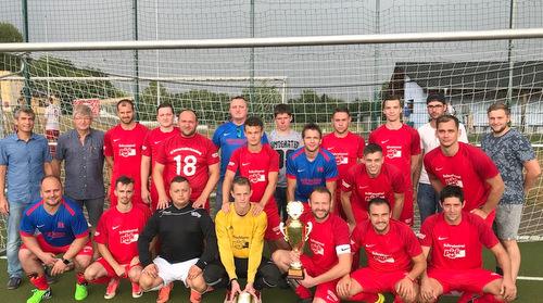 SG Bruchertseifen/Eichelhardt holt Verbandsgemeindepokal