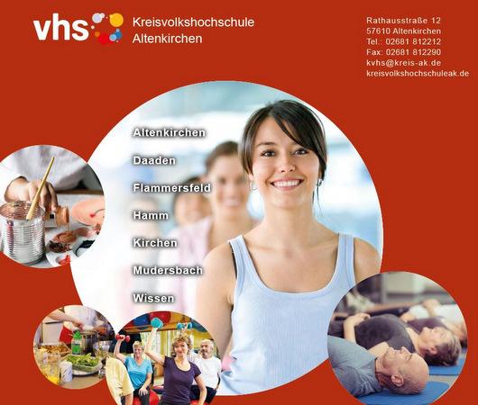 Volkshochschule startet mit neuem Programm ins Jubiläumsjahr