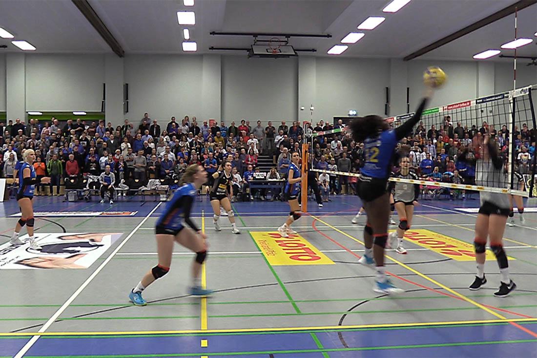 VC Neuwied kommt gegen Grimma zurück und gewinnt