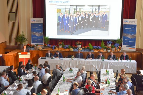 Vertreterversammlung: Volksbank Daaden blickt optimistisch in die Zukunft