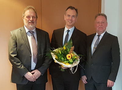 Volksbank Hamm/Sieg eG hat neuen Prokuristen